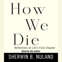 How We Die Cover