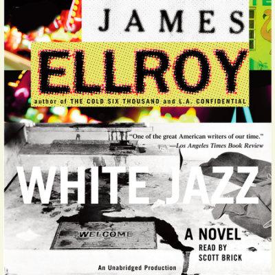 White Jazz cover