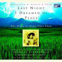 Last Night I Dreamed of Peace Cover