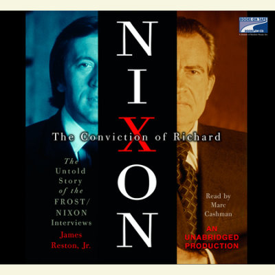 The Conviction of Richard Nixon cover