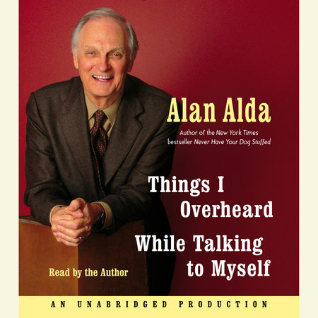 Things I Overheard While Talking to Myself Book Cover Picture