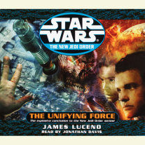 Star Wars: The New Jedi Order: The Unifying Force Cover