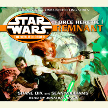 Star Wars: The New Jedi Order: Force Heretic I: Remnant Cover