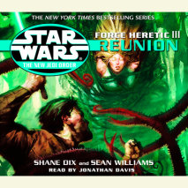 Star Wars: The New Jedi Order: Force Heretic III: Reunion Cover
