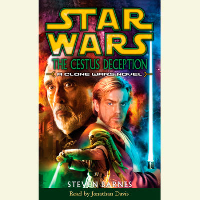Star Wars: Clone Wars: The Cestus Deception cover