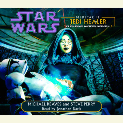 Star Wars: MedStar II: Jedi Healer cover