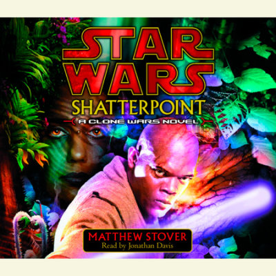 Star Wars: Shatterpoint cover