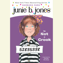 Junie B. Jones is Not a Crook Cover