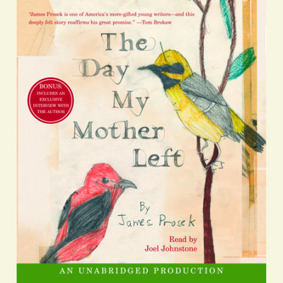 The Day My Mother Left cover
