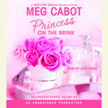 The Princess Diaries, Volume VIII: Princess on the Brink Cover