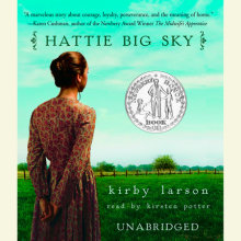 Hattie Big Sky Cover