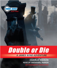 Double or Die: Young Bond Book #3 Cover