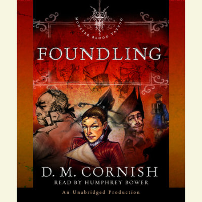 Foundling: The Foundling's Tale, Part One cover