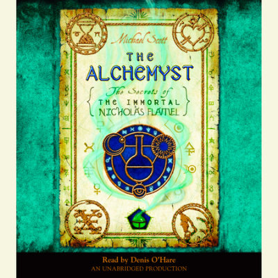 The Alchemyst cover
