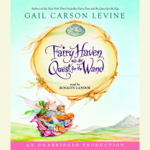 Fairy Haven and the Quest for the Wand Cover