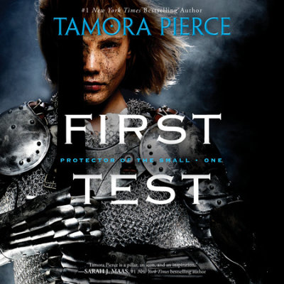 First Test cover