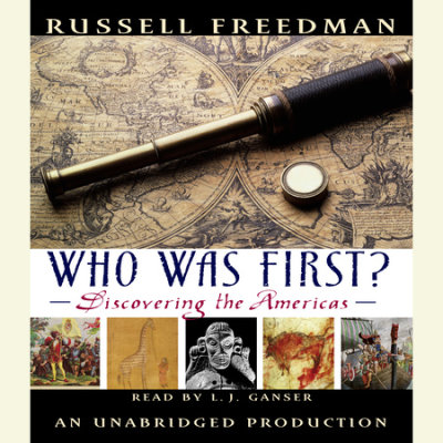 Who Was First? cover