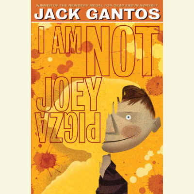 I Am Not Joey Pigza cover