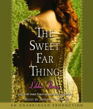 The Sweet Far Thing Cover