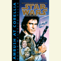 Star Wars: The Corellian Trilogy: Ambush at Corellia Cover