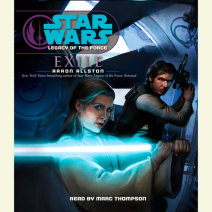 Star Wars: Legacy of the Force: Exile Cover