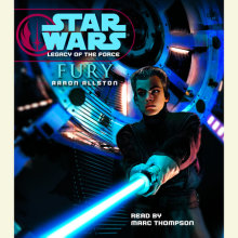 Star Wars: Legacy of the Force: Fury Cover