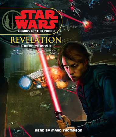 Star Wars: Legacy of the Force: Revelation cover