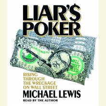 Liar's Poker Cover