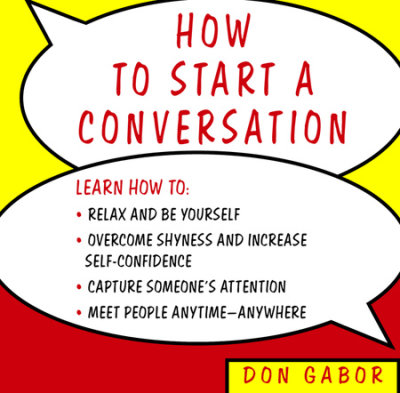 How to Start a Conversation cover