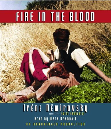Fire in the Blood cover