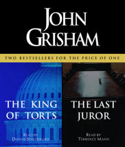 The King of Torts / The Last Juror Cover