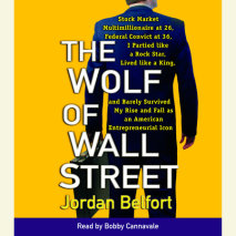 The Wolf of Wall Street Cover