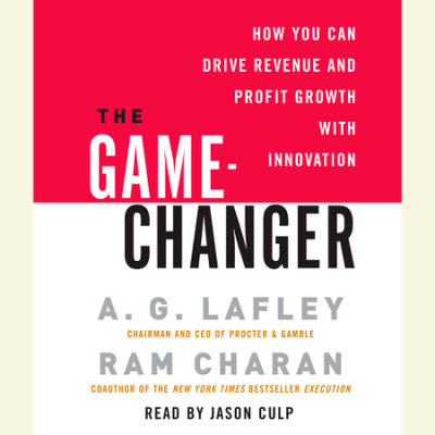 The Game-Changer cover