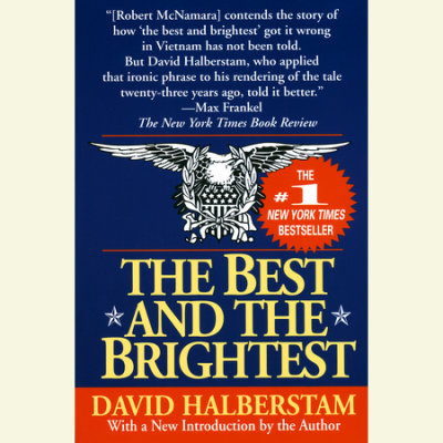The Best and the Brightest cover