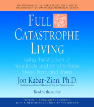 Full Catastrophe Living Cover
