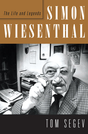 Simon Wiesenthal cover