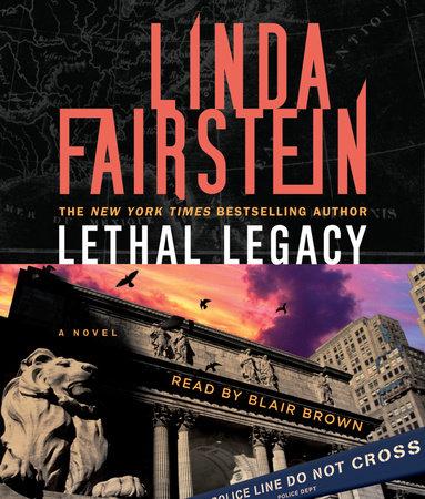 Lethal Legacy by Linda Fairstein