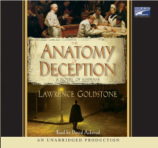 The Anatomy of Deception Cover