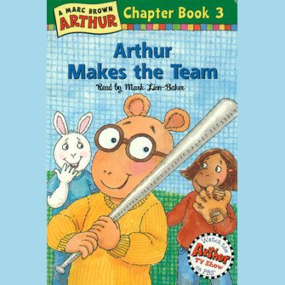 Arthur Makes the Team cover