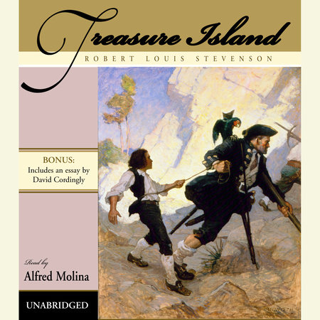 Treasure Island by Robert Louis Stevenson