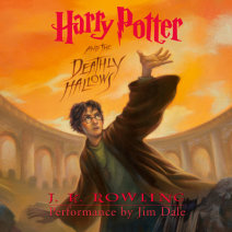 Harry Potter and the Deathly Hallows Cover