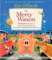 The Mercy Watson Collection Volume III Cover
