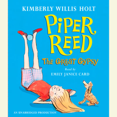 Piper Reed, The Great Gypsy cover