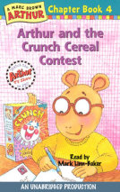 Arthur and the Crunch Cereal Contest Cover