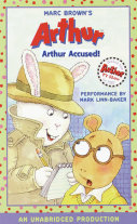 Arthur Accused! Cover