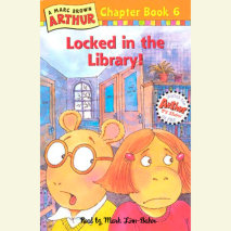 Arthur Locked in the Library Cover