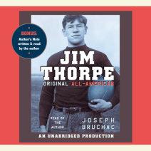 Jim Thorpe, Original All-American Cover