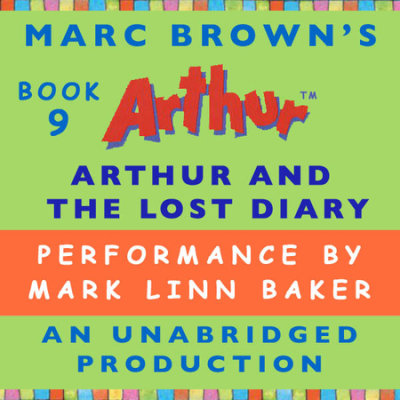 Arthur and the Lost Diary cover