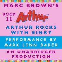 Arthur Rocks with Binky Cover