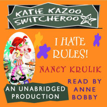 I Hate Rules! #5 Cover